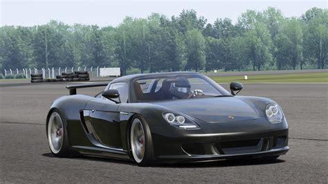 Porsche Carrera Gt At Top Gear Test Track / Assetto Corsa