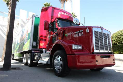natural gas  long haul trucks  version