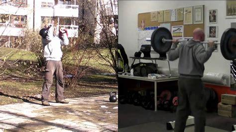 kettlebell vs barbell