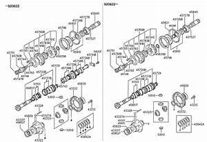 4582934150 - Hyundai Bearing