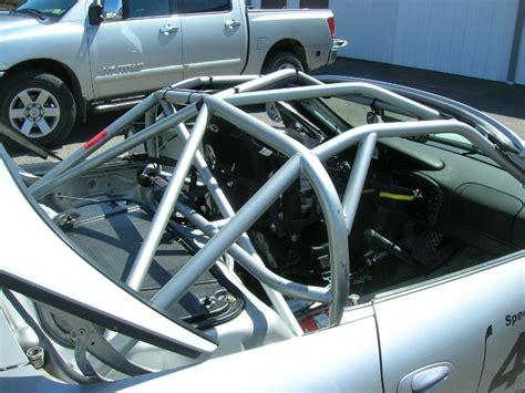porsche spec boxster roll cage cage