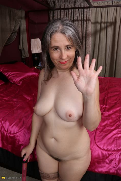 Hairy American mature lady | The Hairy Lady Blog
