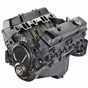 Gm Goodwrench 350ci 195 Hp Chevy Crate Engine Chevrolet