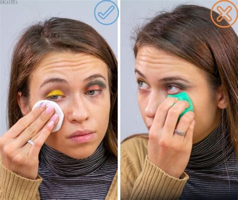 eyeshadow dos  donts   common mistakes  eye makeup