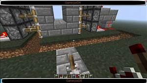 Minecraft Redstone Tutorial Sticky Pistons