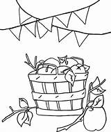 Coloring Fall Printable Sheets Apples Imom Autumn Printables Activity Candy Activities Leaves Apple Corn Colors Pumpkins Colouring Decor Scarecrows Afternoon sketch template