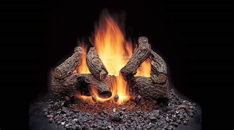 Gas Log Sets Harding The Fireplace