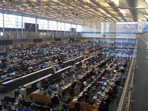 ubs trading floor then and now at ubs it s the culture that s rogue e learning casoc