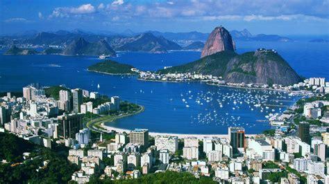 Rio De Janeiro City HD Wallpapers