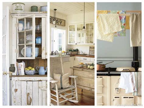 decora tu cocina   toque romantico  vintage