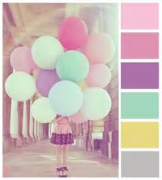 Pastel Color Palette