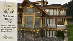 Award Winning Plans Streamline Design