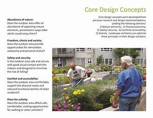 Activity 1 1 2 Design Principles And Elements Asla 2010 Professional Awards Access To Nature For Older