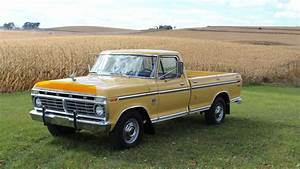 1974 Ford F250 Camper Special Pickup
