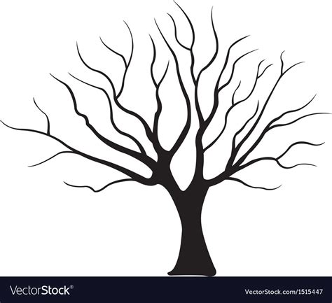 Tree Of Images Tree Royalty Free Vector Image Vectorstock