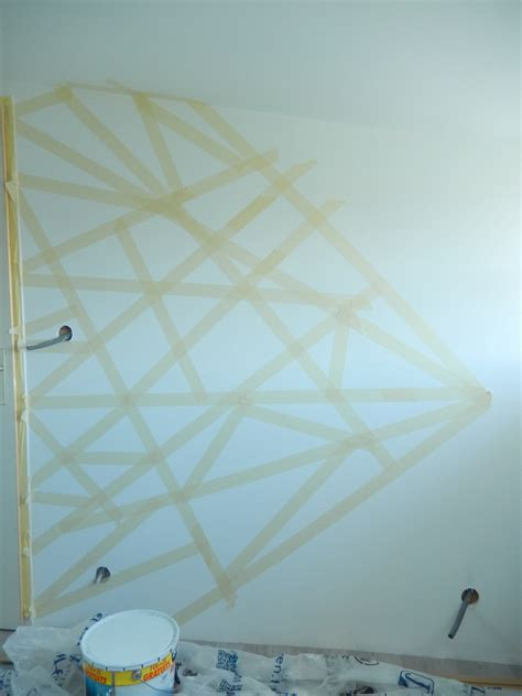 rangement mural chambre diy 3 idées pour créer un mur graphique mon carnet déco