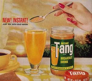What $1B in Tang Sales Says About the Future of Food - CBS ...