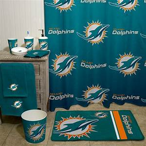 nfl shower curtains curtain menzilperdenet With bathroom supplies miami