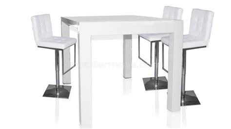 hauteur table bar pour cuisine tabouret pour table hauteur 90