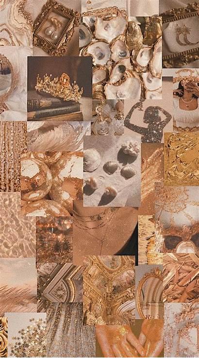 Aesthetic Collage Luxury Wallpapers Desktop