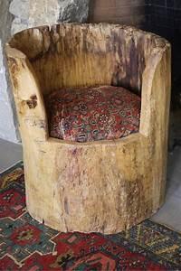 Treen, Barrel, Chair