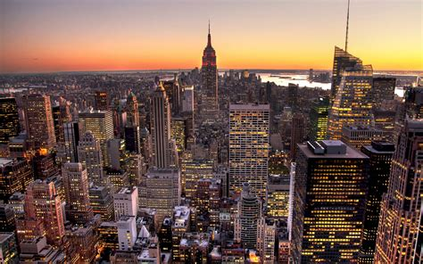 wallpapers manhattan  york city
