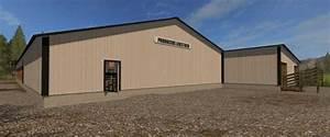 livestock sale barn v10 farming simulator modification With cattle barns for sale