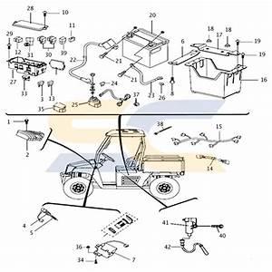 Msu 400 Electrical Parts