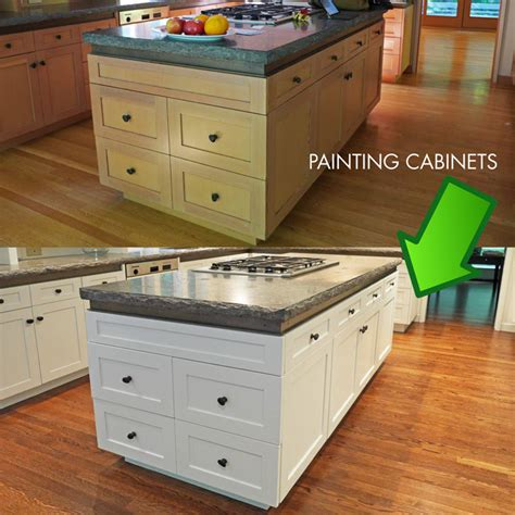 kitchen cabinets seattle seattle painted kitchen cabinets shearer painting 3229