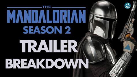 The Mandalorian Season 2 Trailer Breakdown - YouTube
