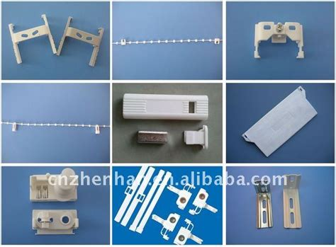 89mm 100mm iron curtain wall bracket for vertical blind