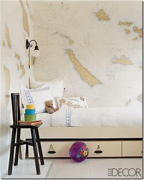 decorating ideas  maps