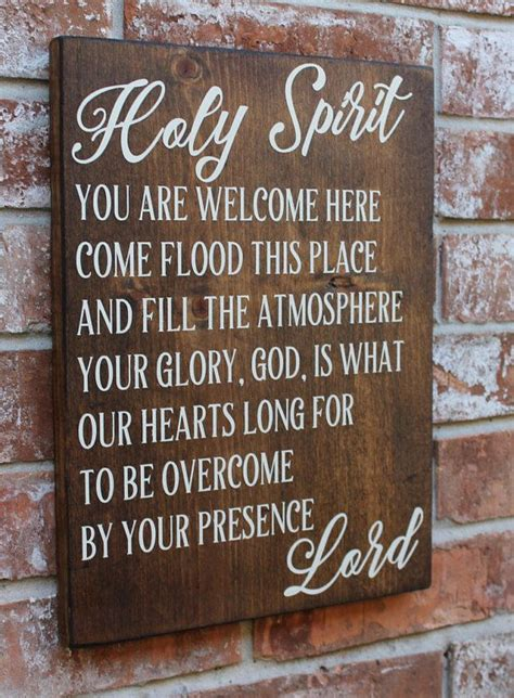 holy spirit     sign christian sign