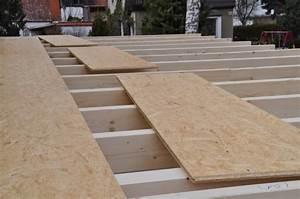 Stärke Osb Platten : terrassendach unterkonstruktion holz ~ Michelbontemps.com Haus und Dekorationen