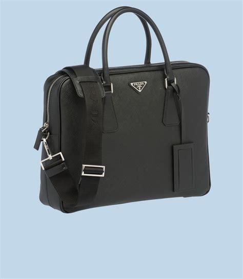 crossbody bags for travel prada mens grained calf leather weekender 39 s bags