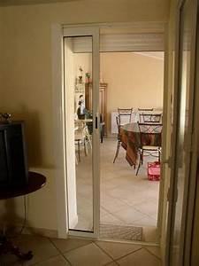 Baie à Galandage : baie vitr e galandage pour un cloisonnement int rieur ~ Melissatoandfro.com Idées de Décoration