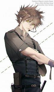 Fushiguro Megumi - Jujutsu Kaisen - Image #3195762 ...