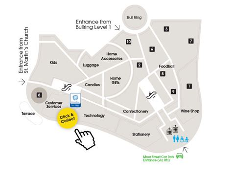 Click & Collect Maps