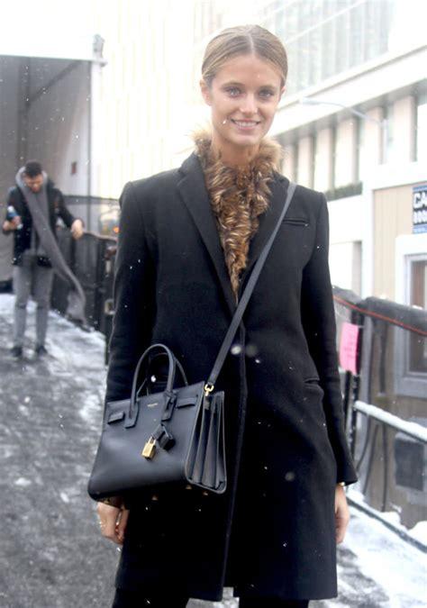 yves saint laurent classic nano sac de jour bag classic black purse
