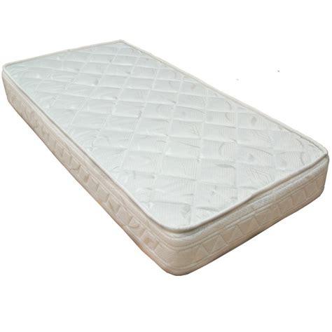 materasso per lettino da ceggio materasso per bambini lettino in water foam h16 cm