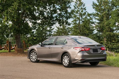 toyota camry 2018 toyota camry priced at 24 380 the torque report