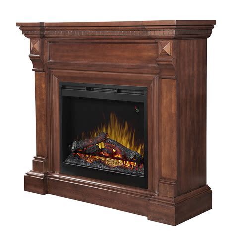 485 Dimplex William Electric Fireplace Mantel In