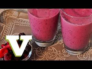 Oat And Berry Smoothie: Back To Basics 2 - YouTube