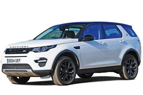 SUV Cars : Land Rover Discovery Sport Suv Review