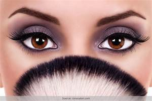 fashionup: Dramatic Makeup For Brown Eyes To Flaunt