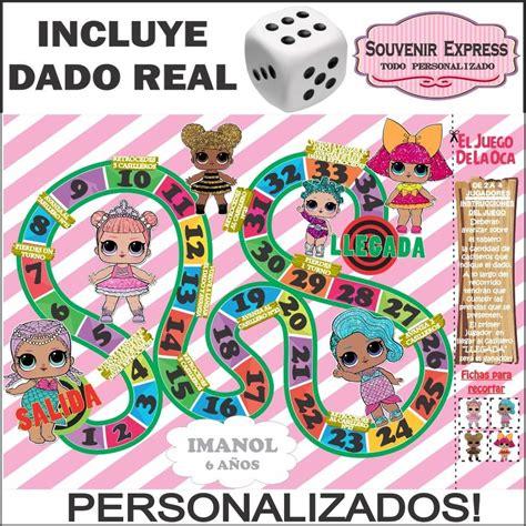 Lol surprise album cromos juego del album lol serie 1 kitty. Juegos De Lol Surprise Para Jugar : Lol surprise juego de mesa spin master - Sears - Vista ...