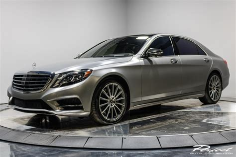 October 18, 2016 by admin. Used 2017 Mercedes-Benz S-Class S 550 4MATIC For Sale ($64,493) | Perfect Auto Collection Stock ...