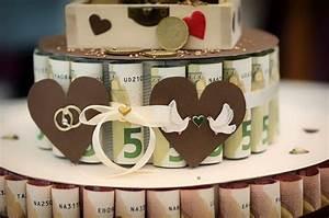 Originelle Hochzeitsgeschenke Mit Geld : 16 originelle ideen f r geldgeschenke zur hochzeit hochzeitskiste ~ One.caynefoto.club Haus und Dekorationen