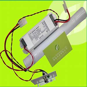 Led Battery Light Kit With Inverter For Emergency