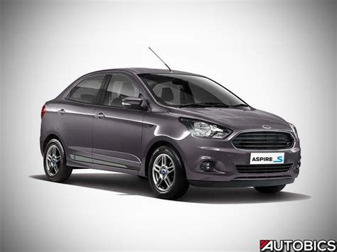 ford figo sports  ford aspire sports launched  india